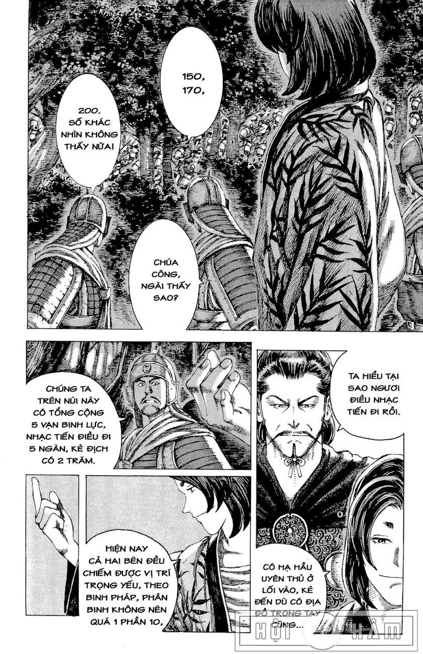 Hỏa phụng liêu nguyên Chương 94: Dụng binh lấy kế mưu làm gốc (Beta) trang 18