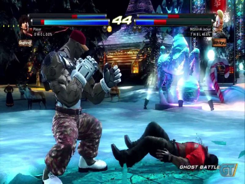 Download Tekken Tag Tournament 2 Free Full Game For PC