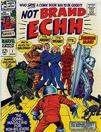 Read Not Brand Echh comic online