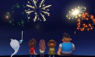 ngerayain tahun baru