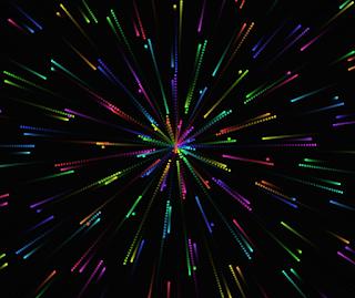 Amazing Multicolor Fireworks