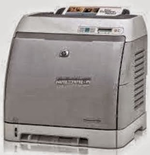 HP Color LaserJet 2600N Printer Driver