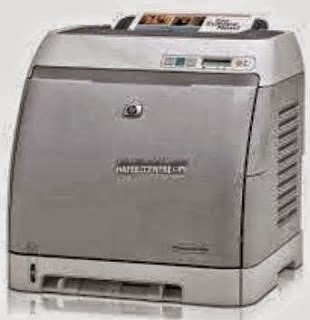 HP Color LaserJet 2600N Printer Driver
