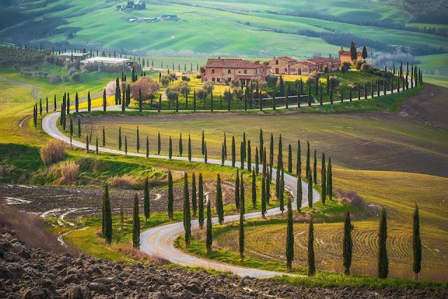 Khí hậu ở Tuscany