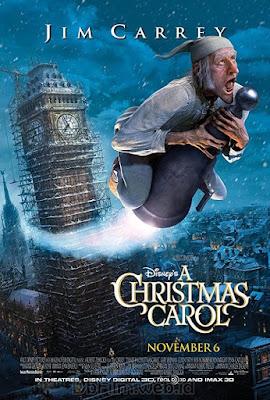 Sinopsis film A Christmas Carol (2009)