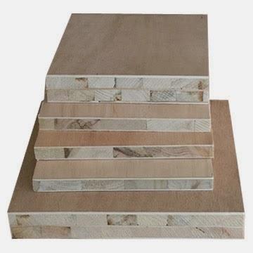 Kayu Olahan Blockboard