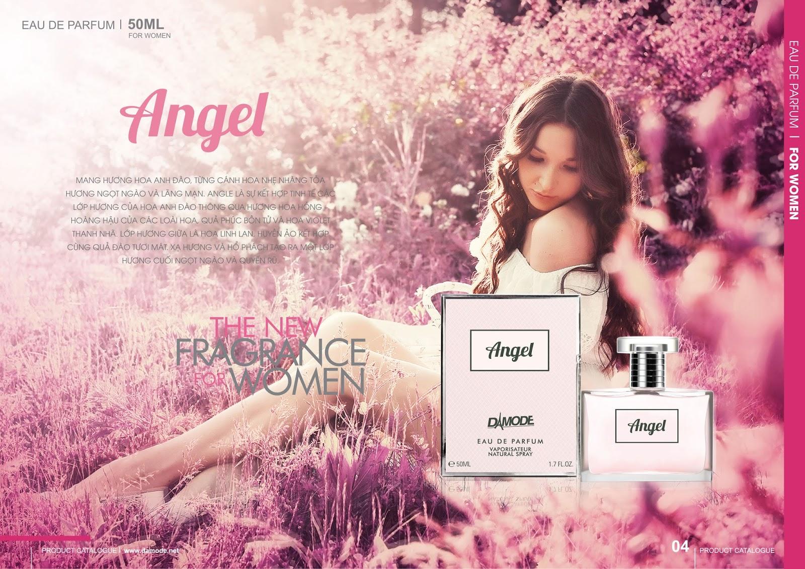Nước hoa Damode Angel