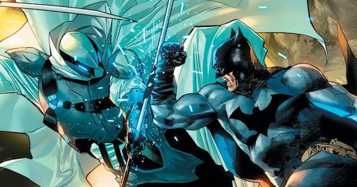 DC Comics apresenta Ghost-Maker, novo rival do Batman