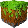 ikon Gambar sampul RealmCraft with Skins Export to Minecraft