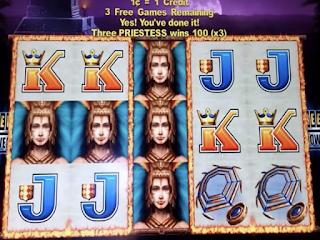 Firelight Poker Slot