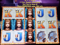 Firelight Poker Slot