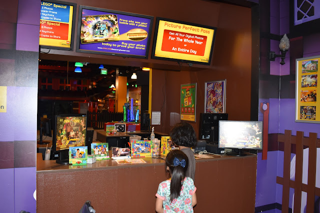 kingdom quest legoland