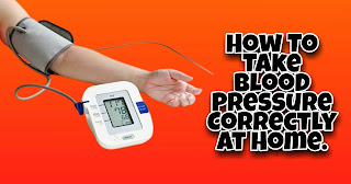 How To Take Blood Pressure Correctly At Home.