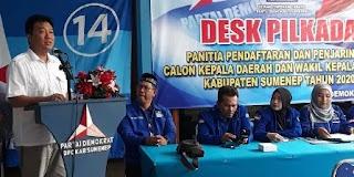 Azasi Hasan Menuju Pilbup Sumenep 2020, Kepulauan Sebagai Basis Politik Utama