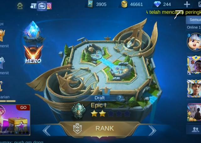 Cara Top Up Diamond Mobile Legends Via PULSA Indosat langsung dari Game nya