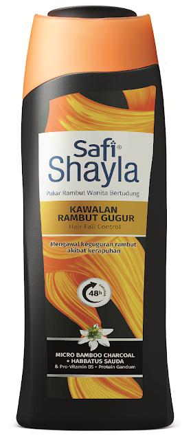 SAFI SHAYLA Syampu Kawalan Rambut Gugur
