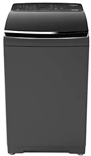 Whirlpool 7.5 Kg 5 Star Inverter Fully Automatic Top Loading Washing Machine (360 Bloomwash Pro)