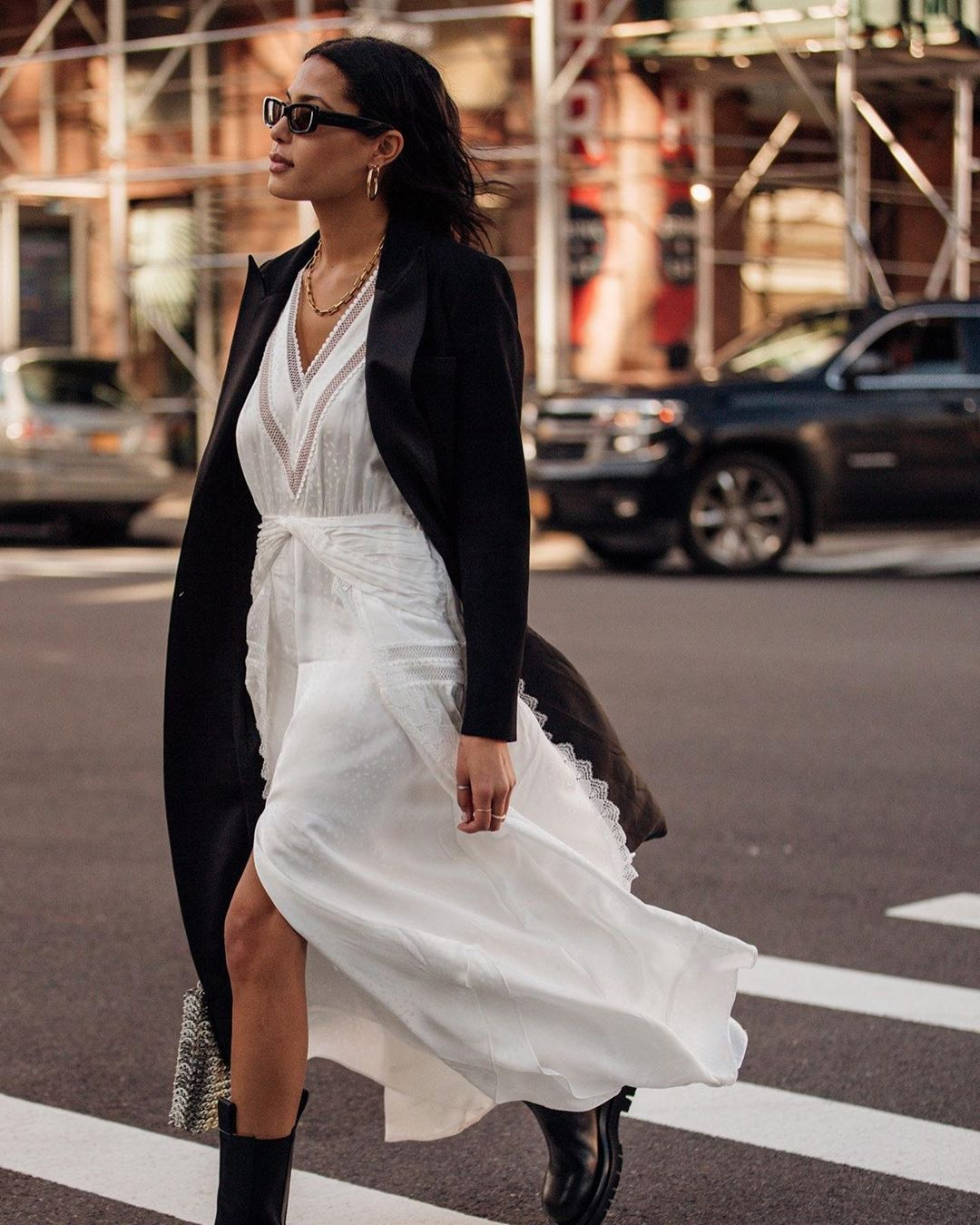16 White Dress That Look Chic Year-Round