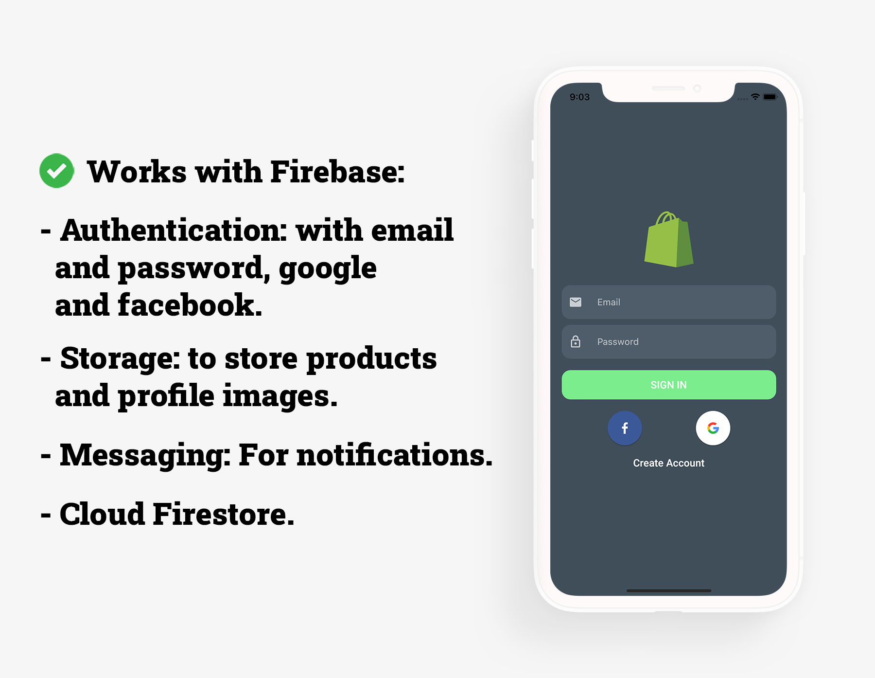 Flutter Grocery: Full Android + iOS eCommerce App - 7