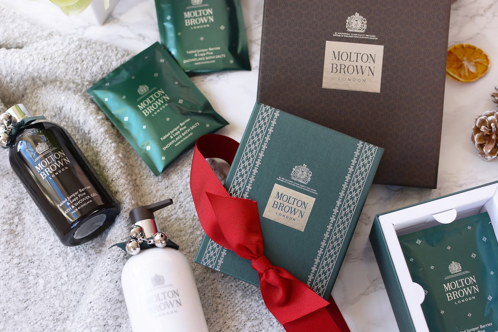 Molton Brown Fabled Juniper Berries & Lapp Pine