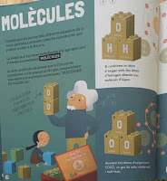 Moléculas o piezas de lego?