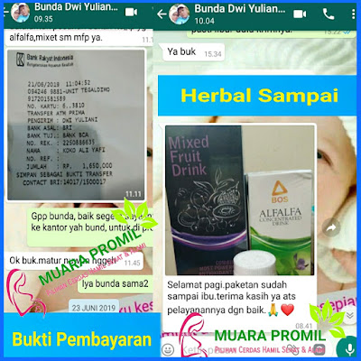 Herbal Bee di Gresik