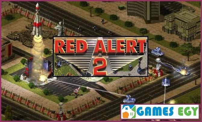 تنزيل لعبة Red Alert 2