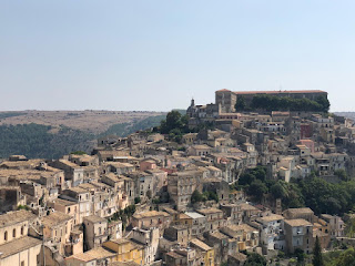 The historic cities and rugged landscapes of Sicily provide the backdrop for Andrea Camilleri's Montalbano novels