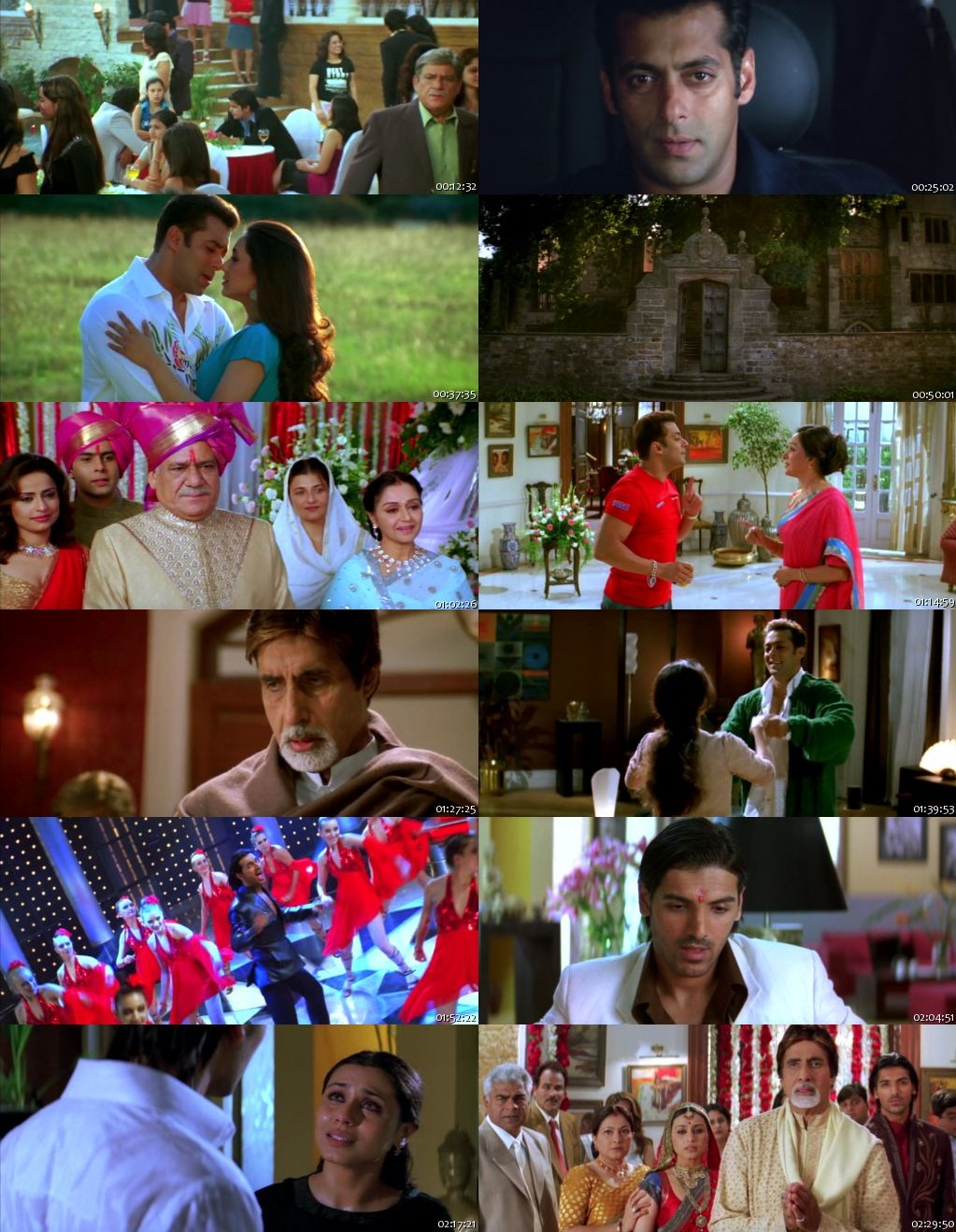 Baabul 2006 Full Hindi Movie Download