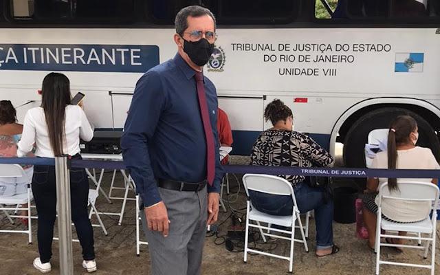Justiça Itinerante realiza em Goitacazes