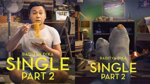 Review Film Single Part 2 (2019), Karya Raditya Dika yang Setengah-setengah