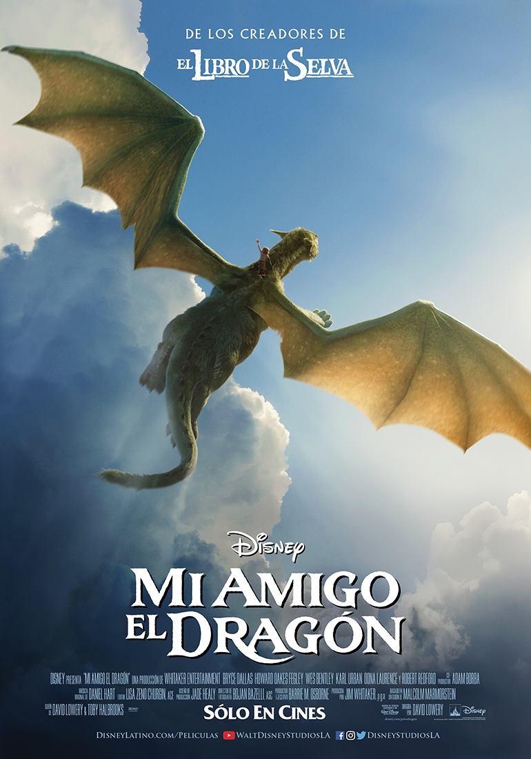 Descargar Mi amigo el dragón Latino por MEGA.