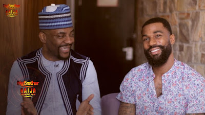 Mike talks about his #BBNaija Journey, Relocating to Nigeria & Plans After the Show | WATCH