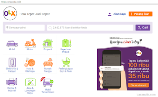 Review OLX
