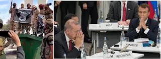 """أوروبا تدين إستغلال """"أردوغان"""" لمشاعر المسلمين وأستخدامهم كأدوات في خلافاته مع فرنسا"""