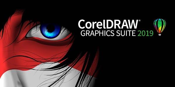 Phần mềm CorelDraw Graphics Suite 2019 Full Update mới nhất
