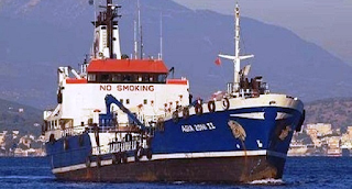 Δολιοφθορά κι όχι ατύχημα το ναυάγιο του «Αγία Ζώνη ΙΙ». Το βούλιαξαν με εκρηκτικά