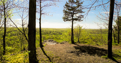 Mattabesett Trail Bluff Head