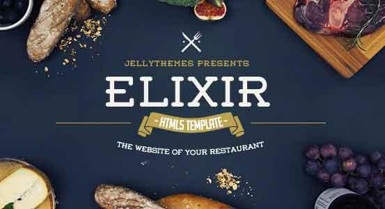 Elixir 1.3 WordPress Theme