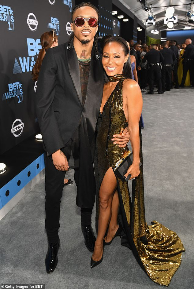 August Alsina Defines His 'Entanglements' To Jada Pinkett Smith As He Revisits Past Relationship