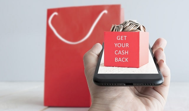 how do cash back apps work rebate websites earn refund money online