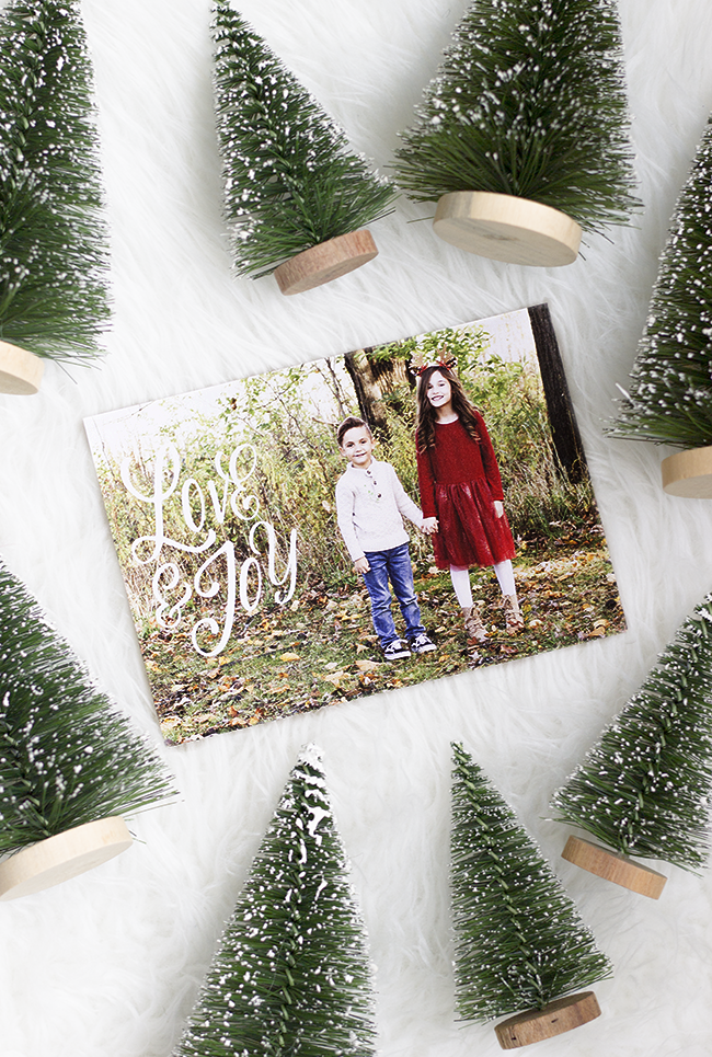 Postable Holiday Cards