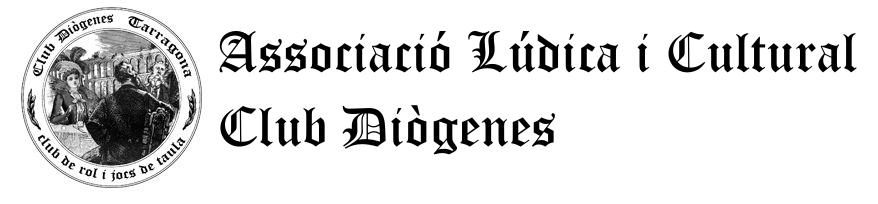 Associació Lúdica i Cultural Club Diògenes Tarragona (Jocs de rol i jocs de taula moderns)