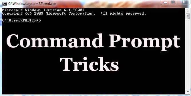 Command prompt tricks hacks & codes pdf
