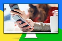 Ngeblog Pakai Smartphone Sulit? Enggk juga tuh