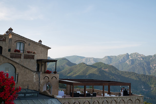 Wedding at Villa Cimbrone Ravello
