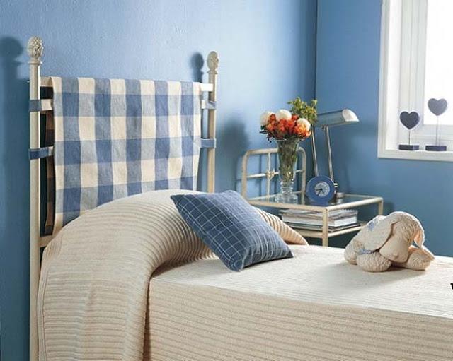 Mude a cabeceira da cama com uma capa