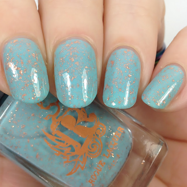 Rogue Lacquer-Hatched