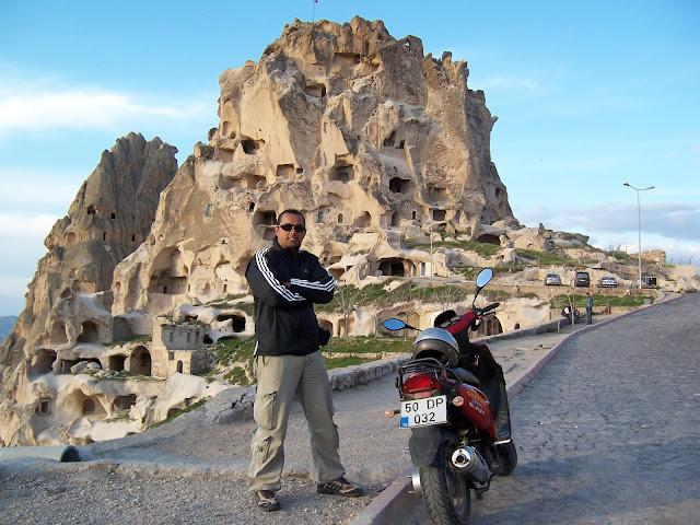 Capadócia roteiro de viagem Turquia