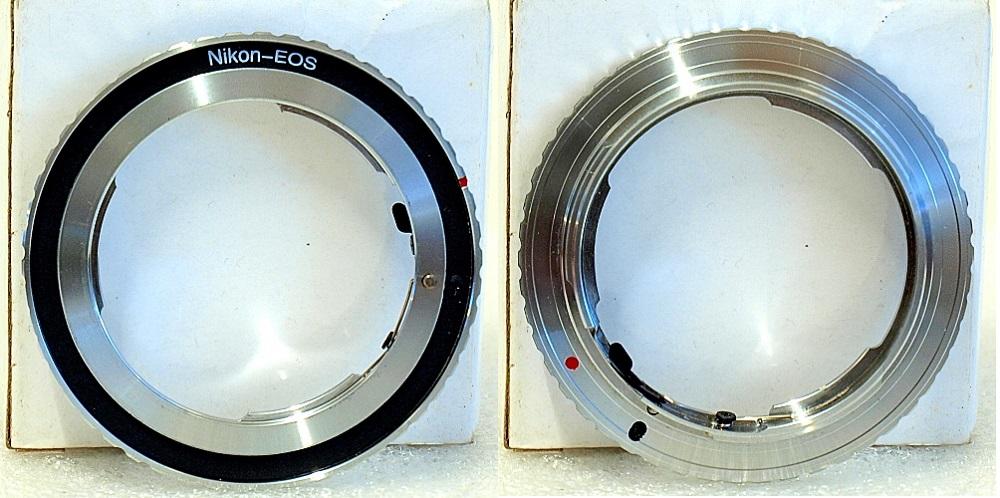 Nikon - EOS Lens Adapter